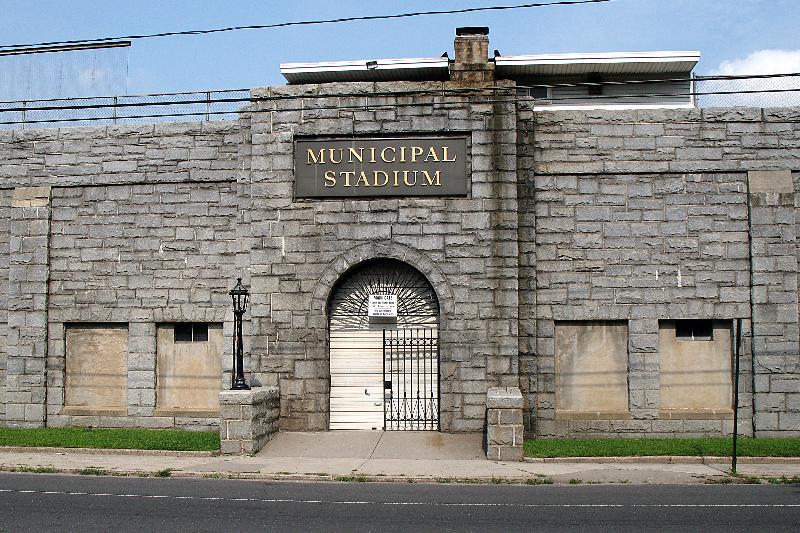 Municipal Stadium Waterbury The Ratzenberger Attic